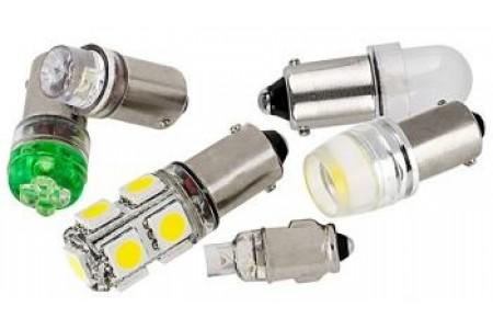 Светодиодные лампы дополнительного света