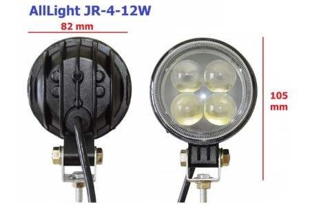 AllLight JR-4-12W spot