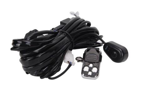 ALLPIN 6581 комплект проводов для подключения LED фар с ДУ