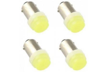 iDial 470 T4W / BA9s 2W ceramic lampastigmia 3D Chip 130 Lm