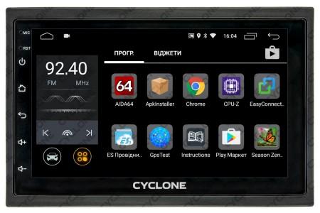 Cyclone MP-7034A