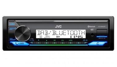 Автомагнитола JVC KD-X38MDBT