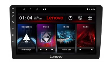 "Автомагнитола Lenovo D1 9"" 4G Android"