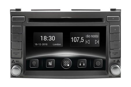 Gazer CM5006-PB Hyundai i20 (2008-2013)