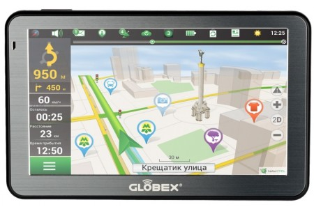 Globex GE512 (Навител)