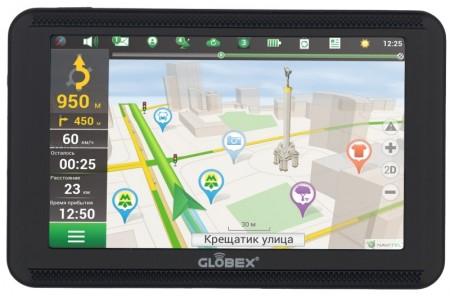 Globex GE520 (Навител)