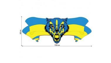 Декоративная наклейка Автоорнамент H-037