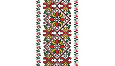 Декоративная наклейка Автоорнамент 30П-019