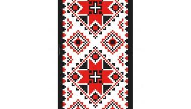 Декоративная наклейка Автоорнамент 30П-021