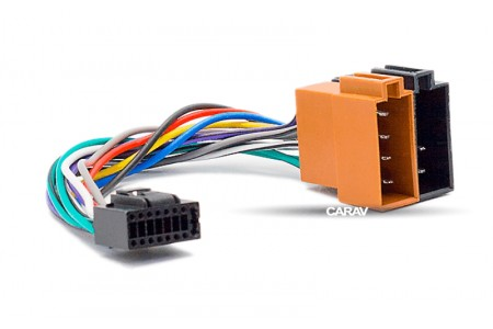 CARAV 15-103 ISO-Kenwood (16 pin)
