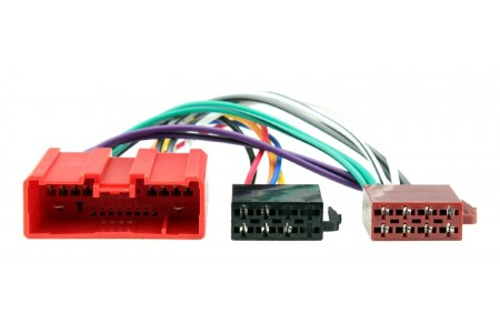 Connects2 CT20MZ02 ISO-Mazda 2001+