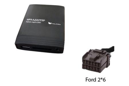 Falcon MP3-CD01 Ford 1995-2008