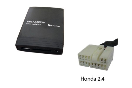 Falcon MP3-CD01 Honda 2001+ (14 pin)