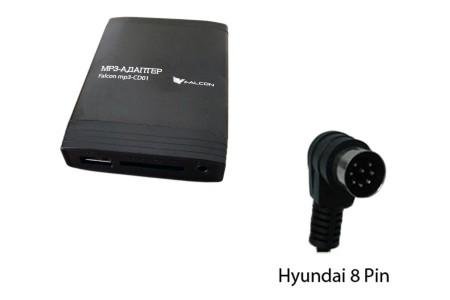 Falcon MP3-CD01 Hyundai 2004+ (8 pin)