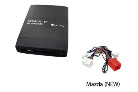 Falcon MP3-CD01 Mazda 2009+ (Panasonic OEM)