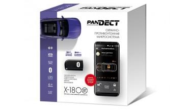 Автосигнализация GSM Pandect X-1800BT UA