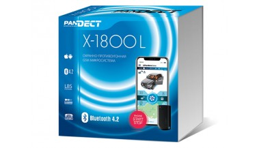 Автосигнализация GSM Pandect X-1800L