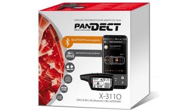 Автосигнализация GSM Pandect X-3110