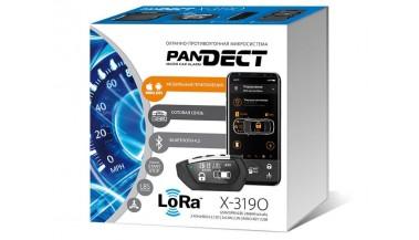 Автосигнализация GSM Pandect X-3190UA