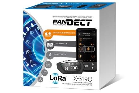 Pandect X-3190UA