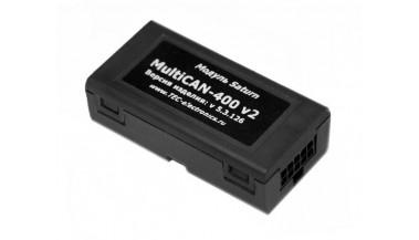 CAN-модуль SATURN MultiCAN-400