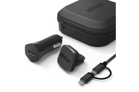 iOttie HLCRIO110 iTap Magnetic Mounting and Charging Travel Kit
