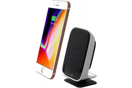 iOttie HLCRIO133 iTap Wireless Fast Charging Magnetic Car Mount