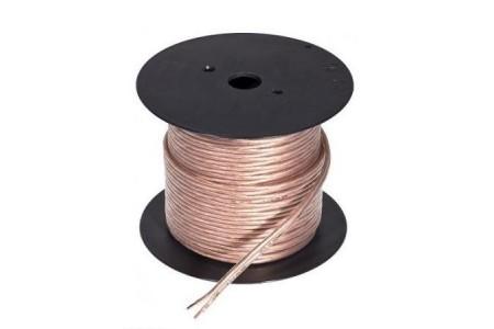 Gladen Speaker Cable 0,75