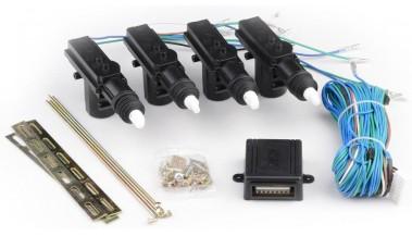 Комплект электроприводов центрального замка RS L100