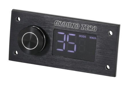 Ground Zero GZDSP REMOTE PRO X