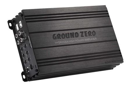 Ground Zero GZHA Mini FOUR